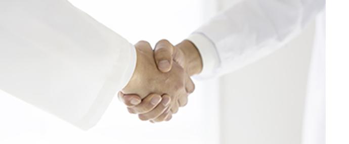 安心の病診連携