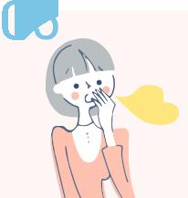 上腹部の症状